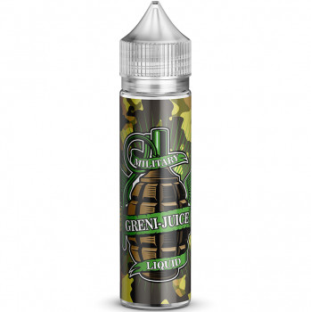 Greni Juice 10ml Bottlefill Aroma by Military Liquid