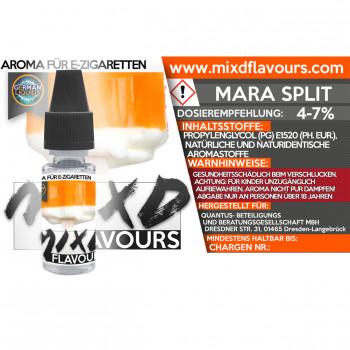 MIXD Flavours Aroma 10ml / Mara Split