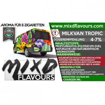 MIXD Flavours Aroma 10ml / Tropic Milkvan