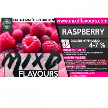 MIXD Flavours Aroma 10ml / Raspberry