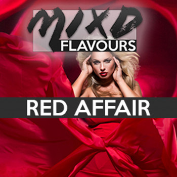 MIXD Flavours Aroma 10ml / Red Affaire