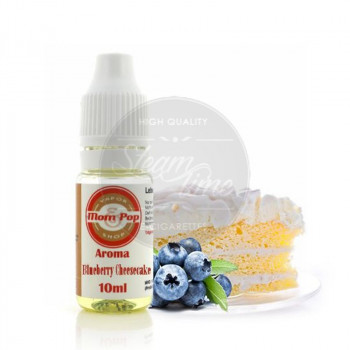Blueberry Cheesecake 10ml Aroma by Mom & Pop