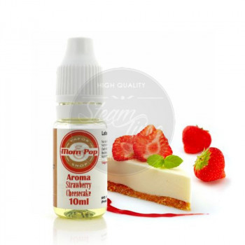 Strawberry Cheesecake 10ml Aroma by Mom & Pop