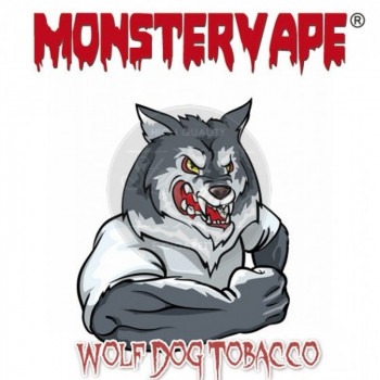 MonsterVape Wolf-Dog Tobacco Aroma 10ml