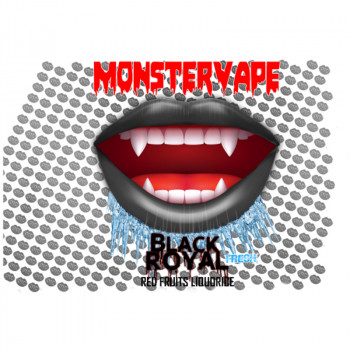 Black Royal 13ml Aroma by MonsterVape