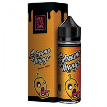 Screamo Mango (50ml) Plus e Liquid by Monsta Vape