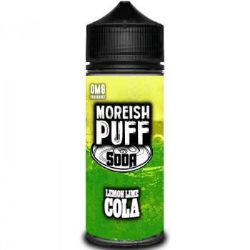 Soda Lemon Lime Cola (100ml) Plus e Liquid by Moreish Puff