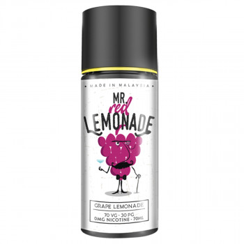 Mr. Red Lemonade (70ml) Plus e Liquid by Mr. Lemonade