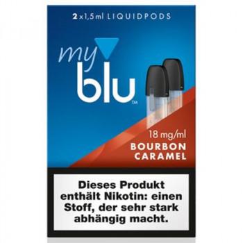 MYBLU BourbonCaramel (2er Pack) Liquidpods