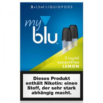 MYBLU EucalyptusLemon (2er Pack) Liquidpods