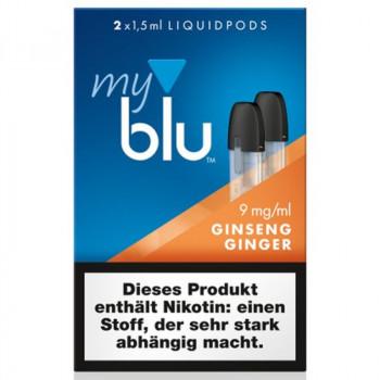 MYBLU GinsengGinger (2er Pack) Liquidpods