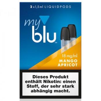 MYBLU MangoApricot (2er Pack) Liquidpods