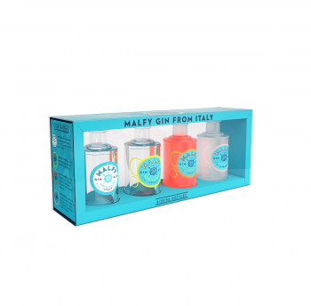 Malfy Gin Tasting Set 41% Vol. 4x50ml