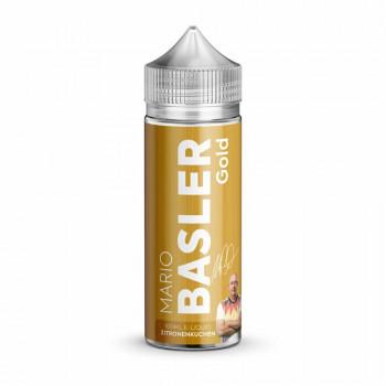 Gold 100ml Shortfill Liquid by Mario Basler