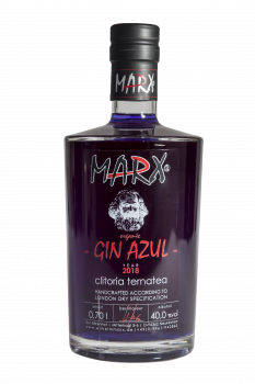 Wilhelm Marx Gin Azul 40% Vol. 700ml