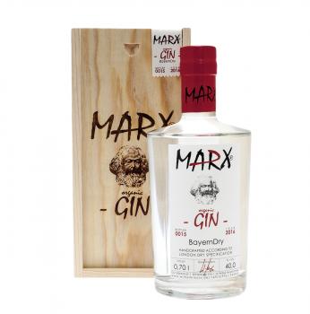 Wilhelm Marx Organic Gin Bayern Dry 40% Vol. 700ml