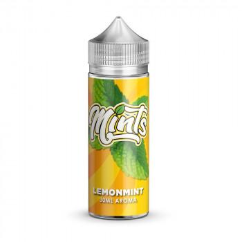 Lemonmint 30ml Longfill Aroma by Mints
