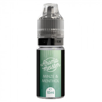 Minze & Menthol 10ml Aroma by Aromameister