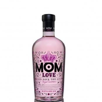 Mom Gin Mom LOVE God Save The Gin Distilled Gin 37,5% Vol. 700ml