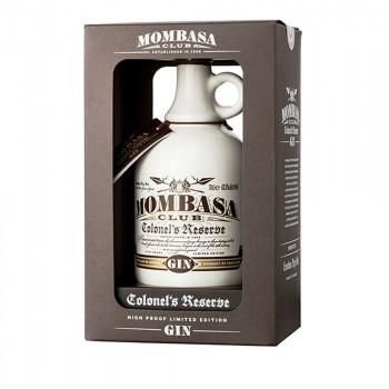 Mombasa Club Colonel's Reserve London Dry Gin 43,5% Vol. 700ml