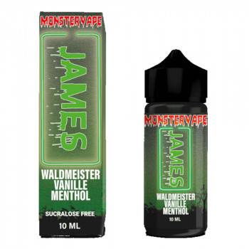 James 12ml Longfill Aroma by MonsterVape