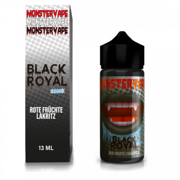 Black Royal 12ml Longfill Aroma by MonsterVape