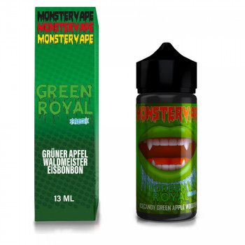 Green Royal 12ml Longfill Aroma by MonsterVape