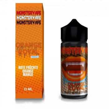 Orange Royal 12ml Longfill Aroma by MonsterVape