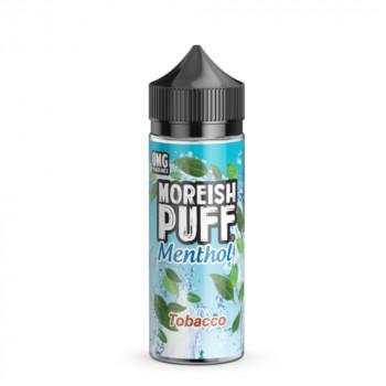 Tobacco Menthol 100ml Shortfill Liquid by Moreish Puff