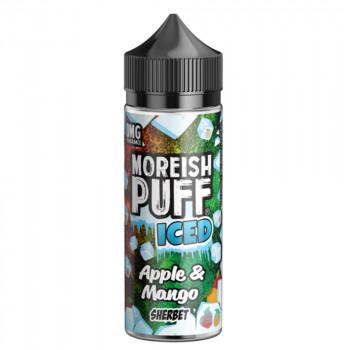 Iced Apple & Mango Sherbet 100ml Shortfill Liquid by Moreish Puff