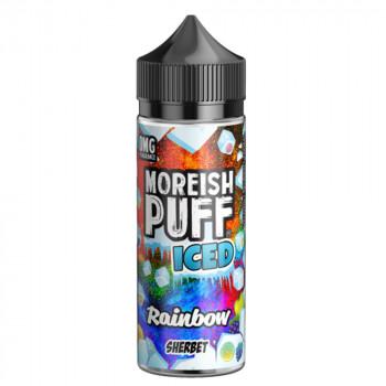 Iced Rainbow Sherbet 100ml Shortfill Liquid by Moreish Puff