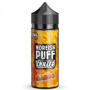 Chilled Mango 100ml Shortfill Liquids by Moreish Puff
