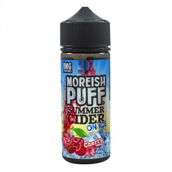 Cherry - Summer Cider on ICE 100ml Shortfill Liquids by Moreish Puff