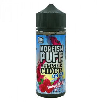 Raspberry - Summer Cider on ICE 100ml Shortfill Liquids by Moreish Puff