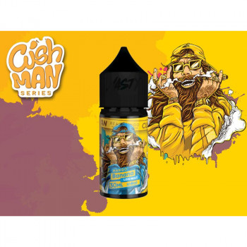 Cush Man Mango Banana 30ml Aroma by Nasty Juice