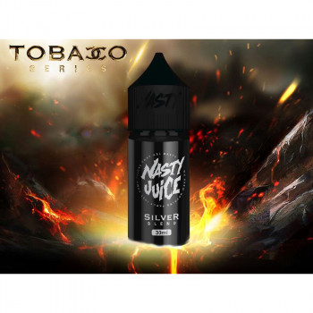Tobacco Silver Blend 30ml Aroma by Nasty Juice