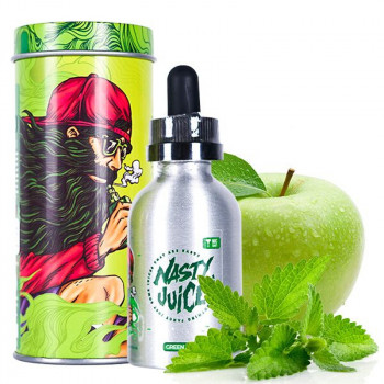 Green Ape (50ml) Plus e Liquid by Nasty Juice