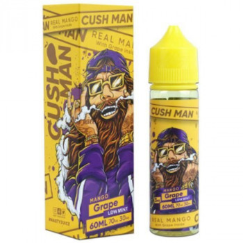 Cush Man Mango Grape (50ml) Plus e Liquid by Nasty Juice