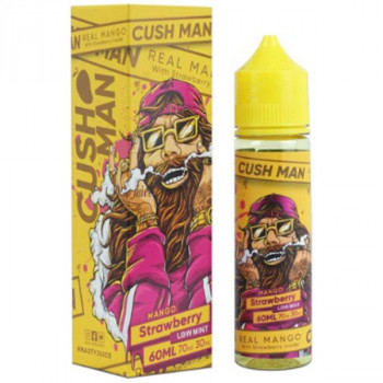 Cush Man Mango Strawberry (50ml) Plus e Liquid by Nasty Juice