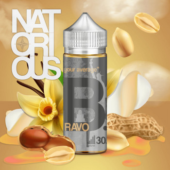 Bravo 30ml Bottlefill Aroma by Natorious Dexter