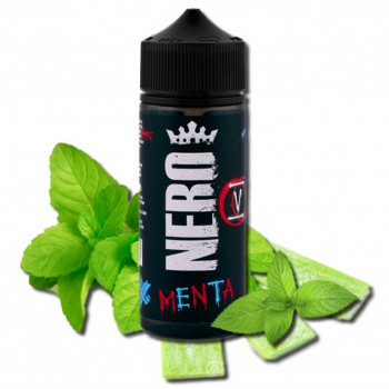 Menta 12ml Bottlefill Aroma by Vovan Nero