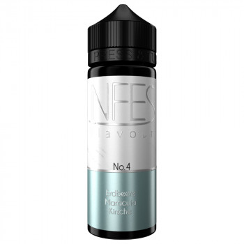 No.4 Erdbeere Maracuja Kirsche 20ml Longfill Aroma by NFES