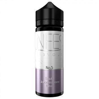 No.5 Traube Johannisbeere Minze 20ml Longfill Aroma by NFES