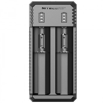 Nitecore UI2 2-Slot Charger Ladegerät
