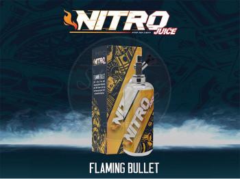 Flamming Bullet (50ml) Plus e Liquid by Nitro Juice