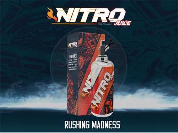 Rushing Madness (50ml) Plus e Liquid by Nitro Juice