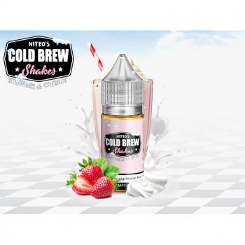 Strawberri & Cream 30ml Aroma by Nitro's Cold Brew Shakes