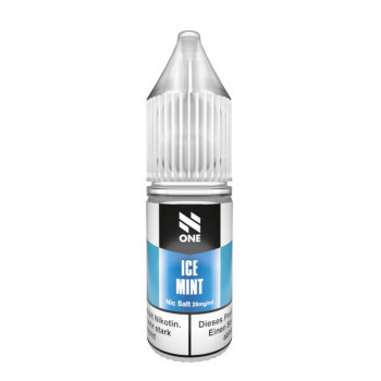 Ice Mint 10ml 20mg Nic Salt Liquid by N One