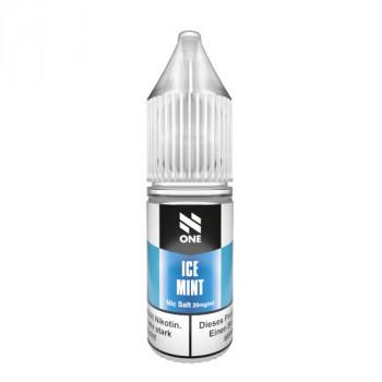 Ice Mint 10ml 20mg Nic Salt Liquid by N One