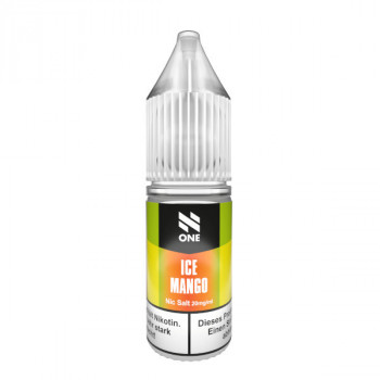 Mango Ice 10ml 20mg Nic Salt Liquid by N One
